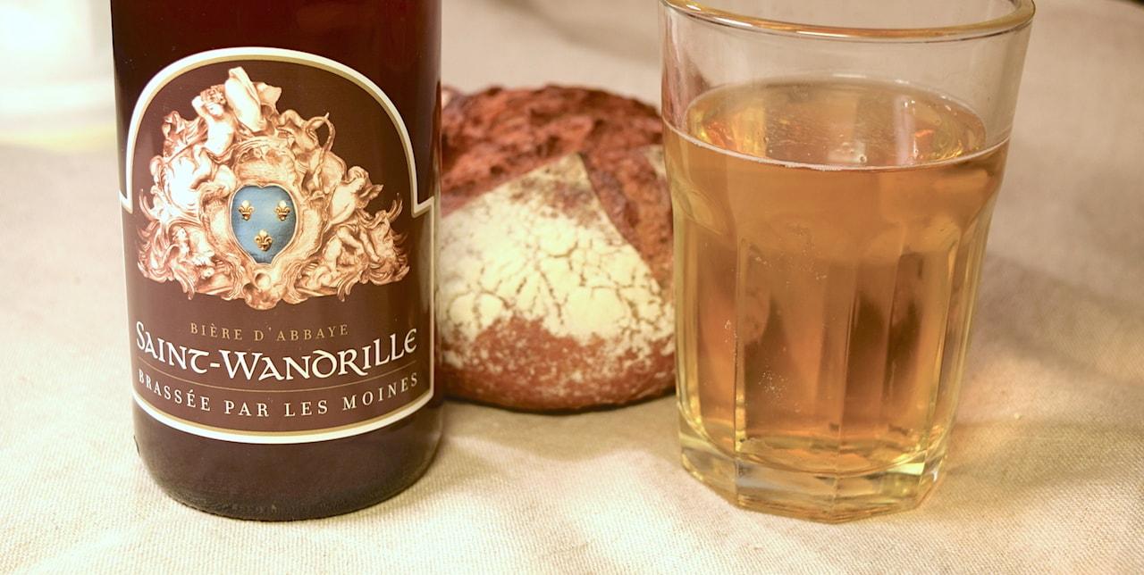 Bière d'abbaye - Abbaye Saint-Wandrille - Divine Box