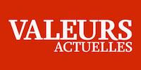 Logo Valeurs Actuelles - Divine Box - Presse