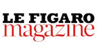 Logo Le Figaro Magazine - Divine Box - Presse