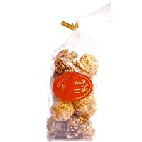 « Rocamandines » Pâtes d'amande enrobées de chocolat et d'amandes grillées - Monastère de la Paix-Dieu de Cabanoule - Divine Box de mars
