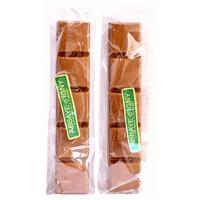 Mini- tablettes de chocolat au lait - Abbaye du Val d'Igny - Divine Box de mars