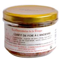 Confit de foie à l'ancienne- Abbaye de Bricquebec - Divine Box de juin