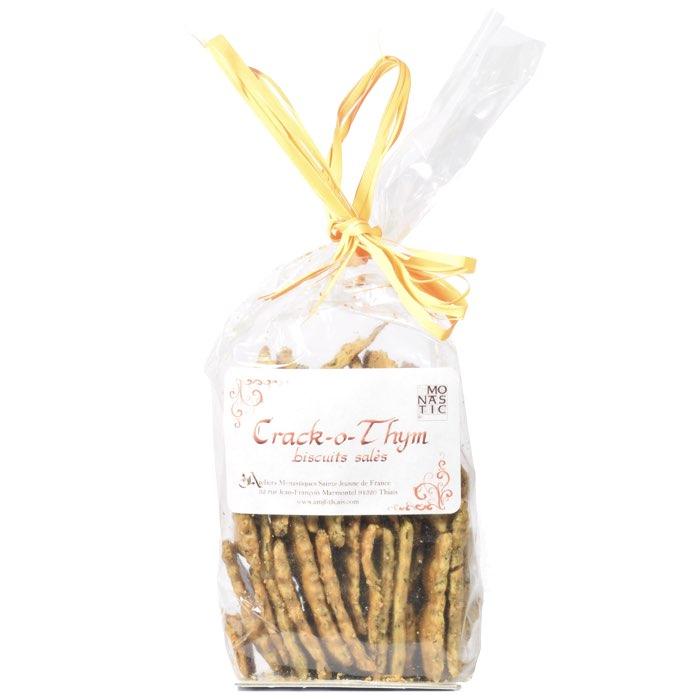 Crackers au thym - Monastere de l'Annonciade de Thiais
