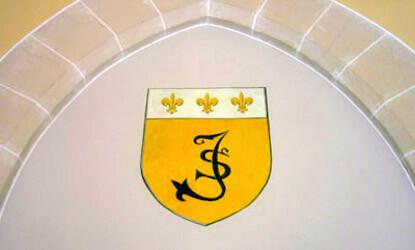 Blason Notre-Dame de Saint-Joseph d'Ubexy - Divine Box