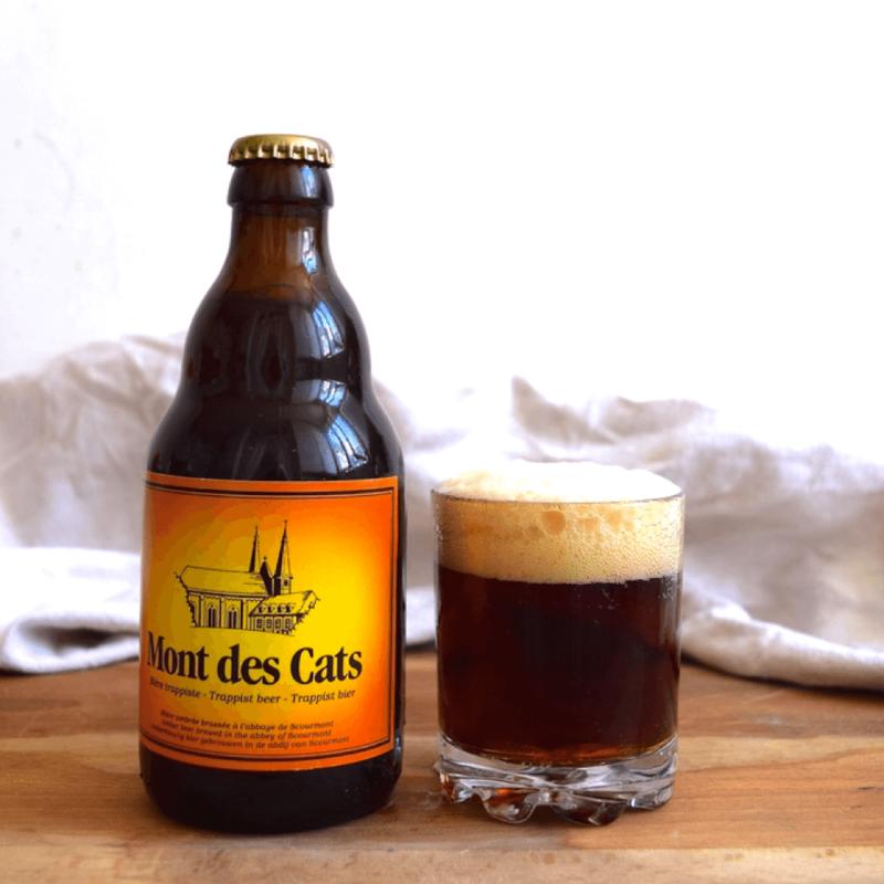 Mont des Cats (bière trappiste) - Abbaye Sainte-Marie du Mont des Cats - Divine box
