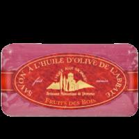 Savon aux fruits rouges - Abbaye du Barroux - Divine Box