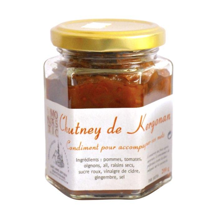 Chutney à la tomate - Abbaye Saint-Michel de Kergonan