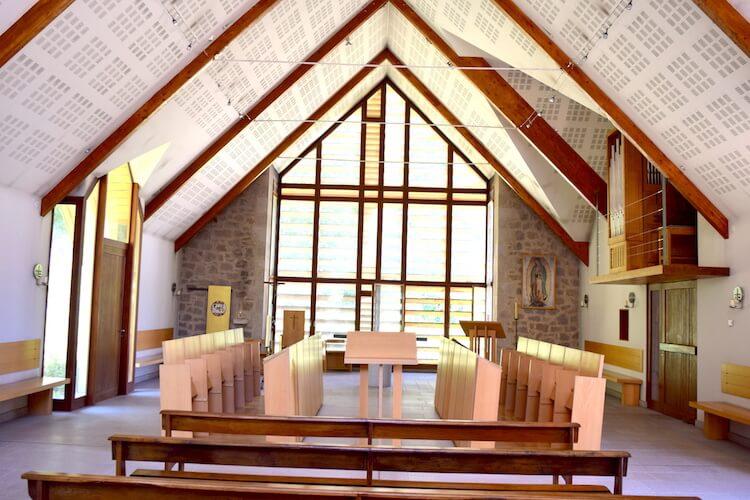 Eglise du Monastère du Jassoneix - Divine Box