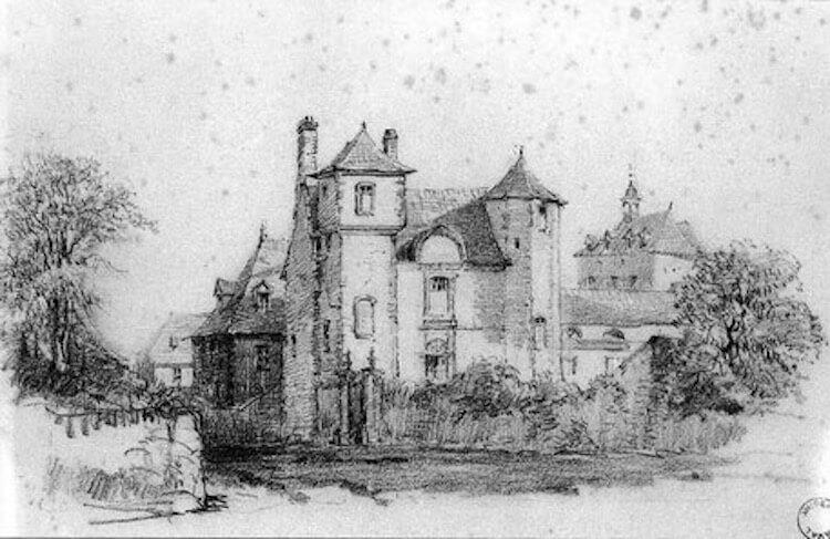 Prieuré Sainte-Catherine - Monastère du Jassoneix - Divine Box