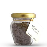 Divine Box de septembre - sel au vin et au basilic - Monastère de Solan