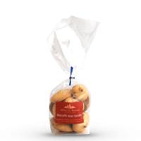 Divine Box de septembre - biscuits aux raisins - Abbaye du Barroux