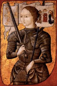 Jeanne d'Arc - Abbaye de Saint-Benoit-sur-Loire-Divine-Box