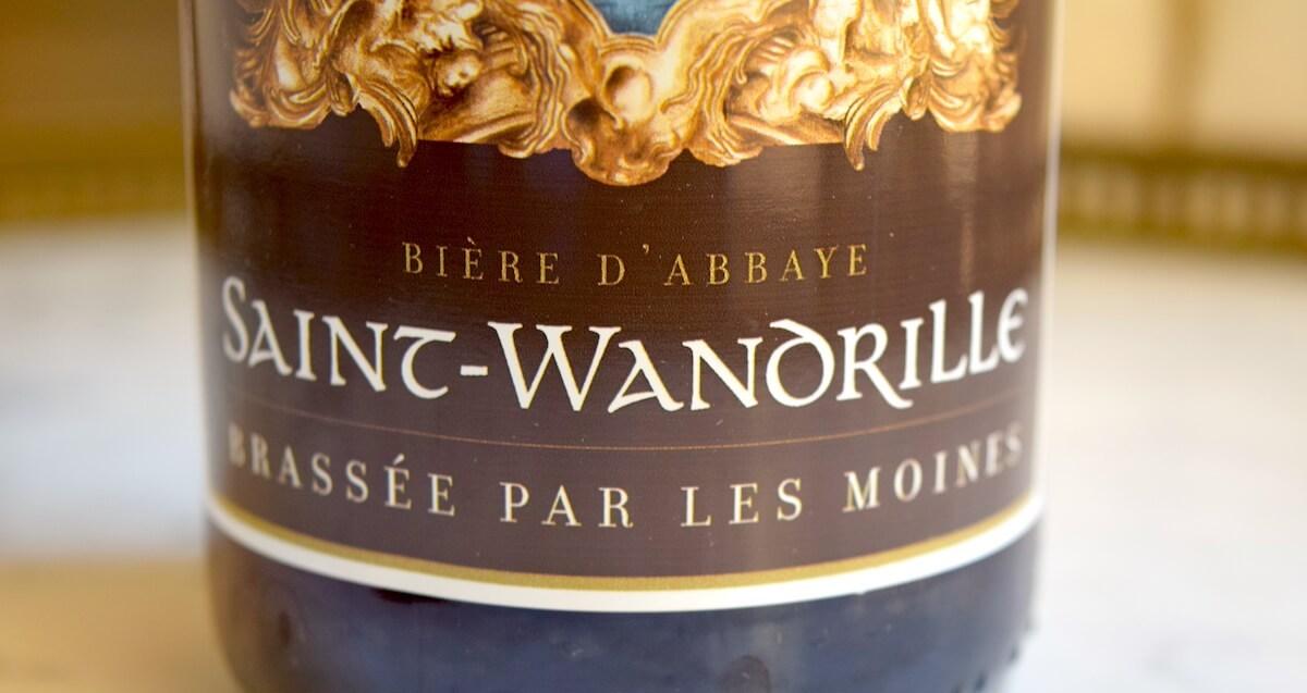 La fameuse bière de l'abbaye de Saint-Wandrille - Divine Box