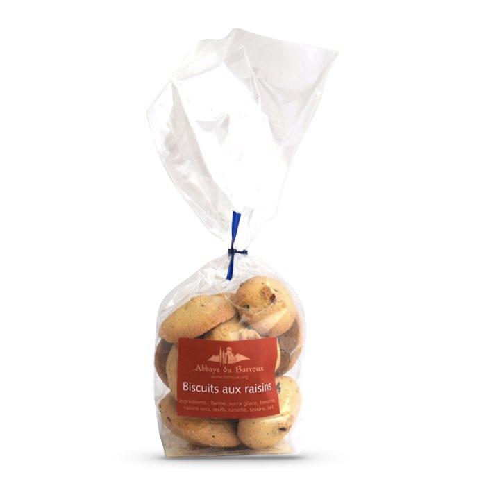 Biscuits aux raisins - Abbaye Sainte Madeleine du Barroux