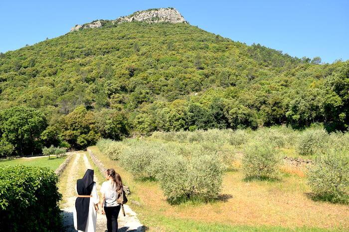 Monastère de la Paix-Dieu de Cabanoule - roc - Divine Box