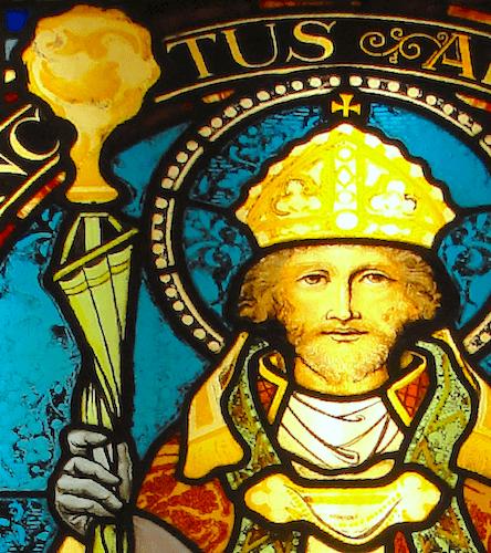 Saint Arnoult de Soissons - évêque - Divine Box (1)