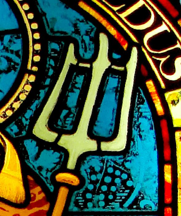 Saint Arnoult de Soissons pelle à brasser - Divine Box (1)