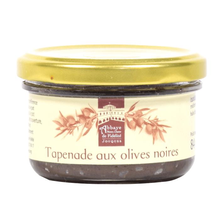 Tapenade aux olives noires – Abbaye Notre-Dame de Fidélité de Jouques - Divine Box