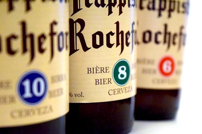 Bière Rochefort - etiquette - Divine Box - 1