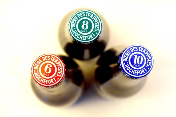 Biere Rochefort - etiquette - Divine Box - 2