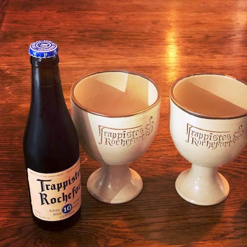 Bière Trappiste Rochefort 10 - Abbaye Notre-Dame de Saint-Rémy de Rochefort - Divine Box