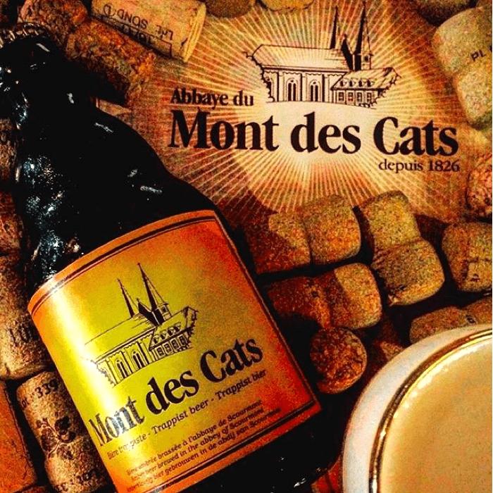 La bière Mont des Cats est brassée depuis 2011 - Crédits photos : (Instagram)