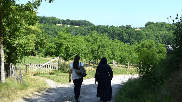 Soeur Monastère Transfiguration - Divine Box