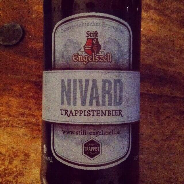 Nivard logo bière trappiste