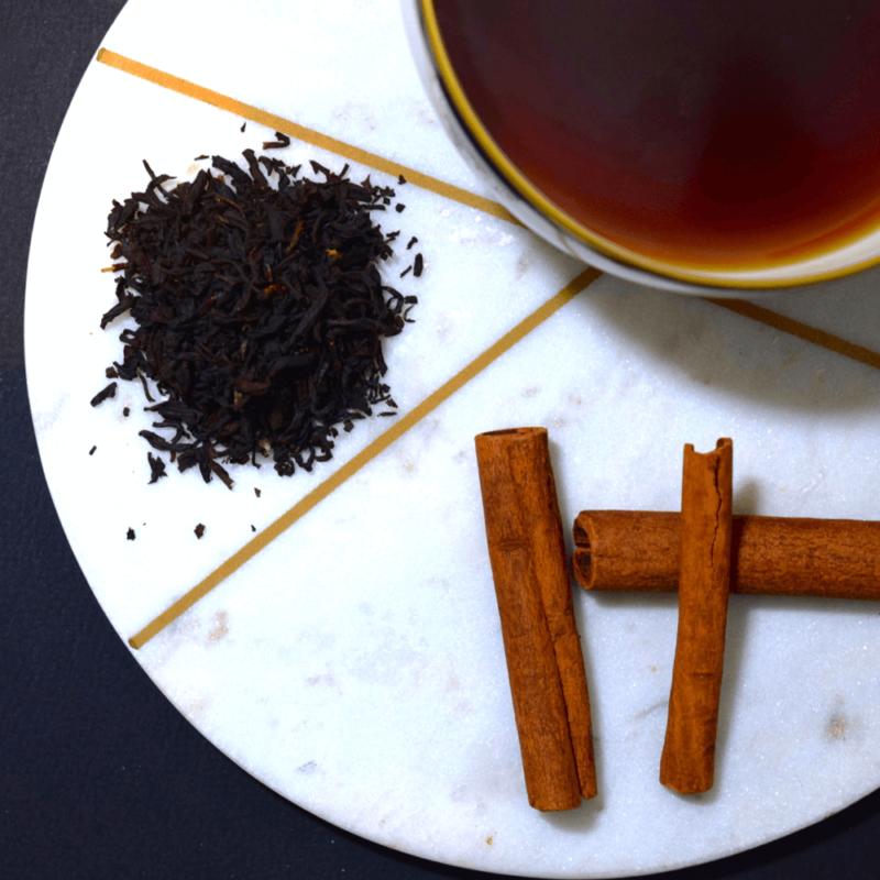 Thé noir aux épices - Monastère d'Ananda Matha Ashram (Inde) - Divine Box