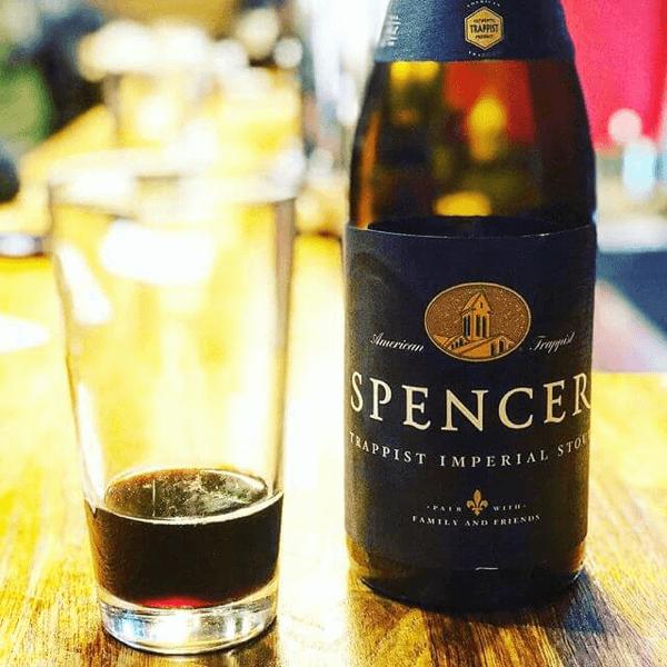 La Spencer Imperial Stout