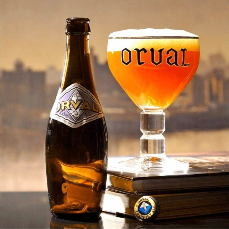 Bière Orval - Abbaye Notre-Dame d'Orval - Divine Box 2