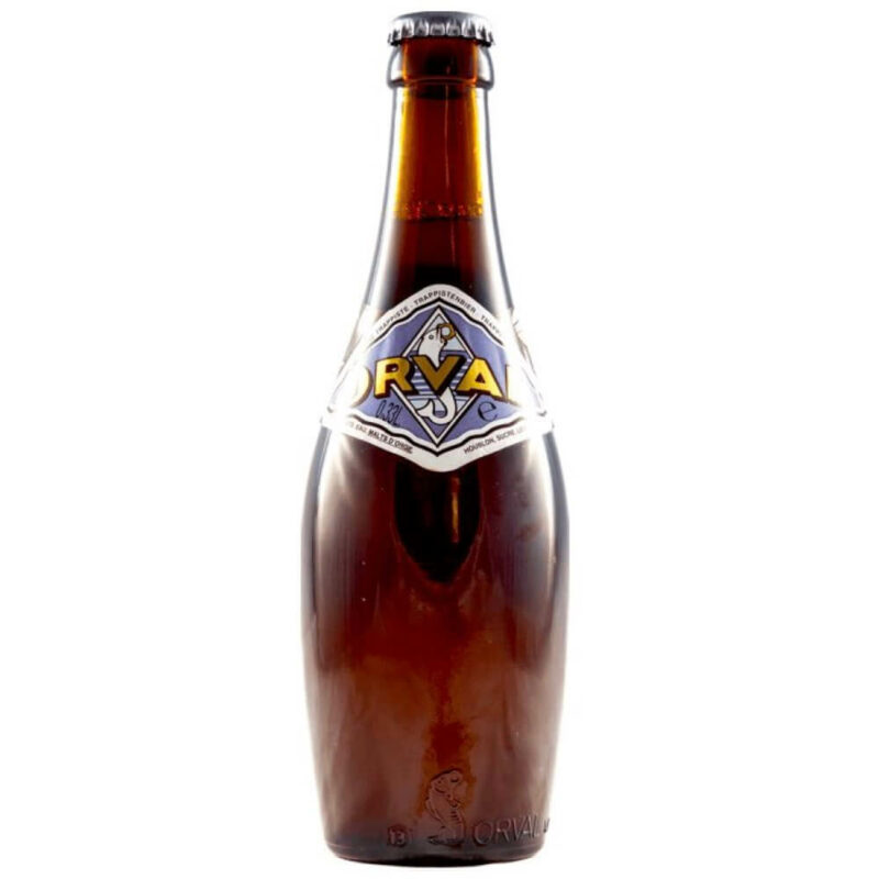 Bière Orval - Abbaye Notre-Dame d'Orval - Divine Box