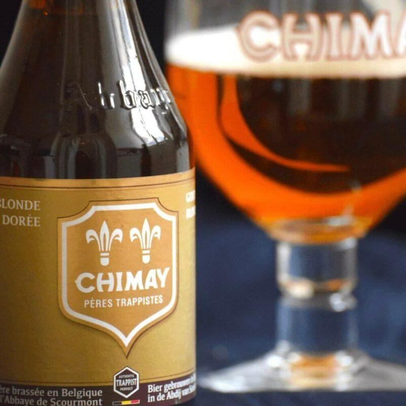 Chimay Dorée - Abbaye de Scourmont (Chimay) - Divine Box 2