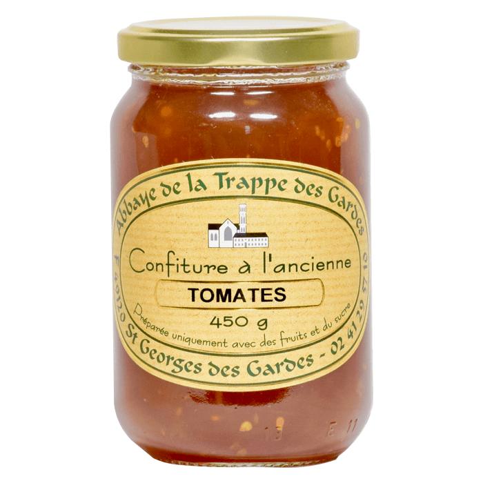 Confiture de tomates - Abbaye Notre-Dame des Gardes - Divine Box