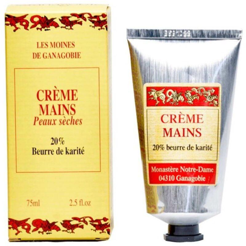 Crème pour les mains - Monastère Notre-Dame de Ganagobie - Divine Box
