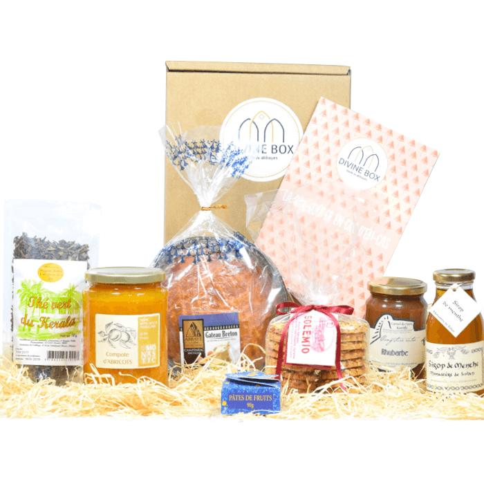 Divine Box de juin - gourmands - Divine Box