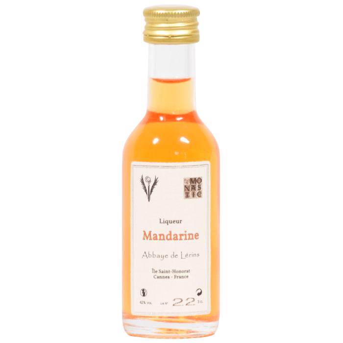 Liqueur de mandarine - Abbaye de Lérins - Divine Box
