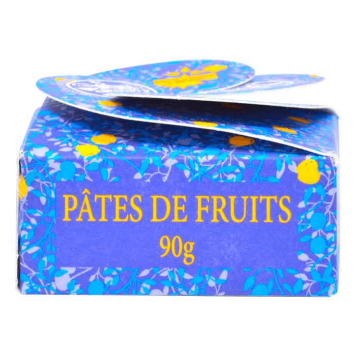 Pâtes de fruits - Boîte bleue - Abbaye Saint-Guénolé de Landévennec - Divine Box