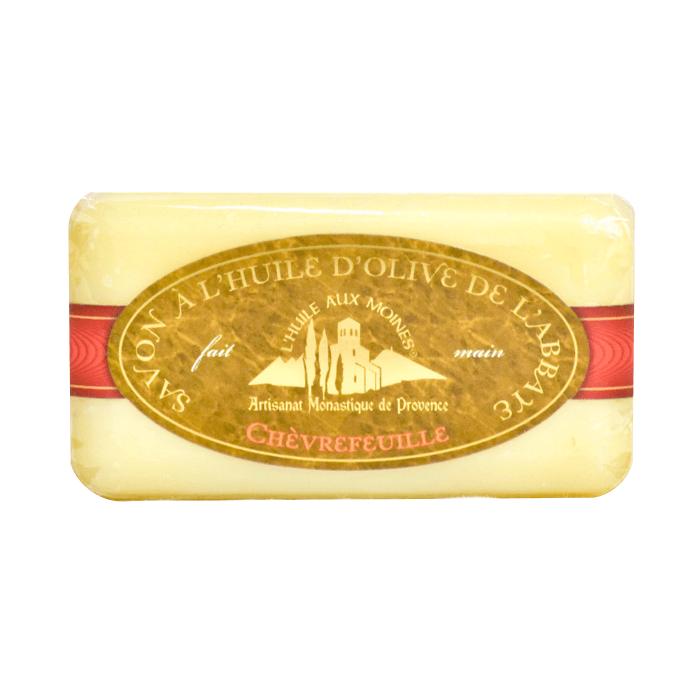 Savon au chèvrefeuille - Abbaye Sainte-Madeleine du Barroux - Divine Box