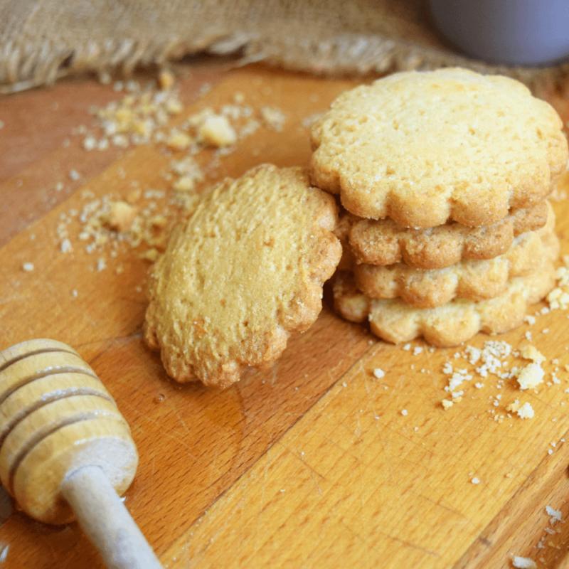 Biscuit au miel - Abbaye Notre Dame d'Oelenberg - Divine Box
