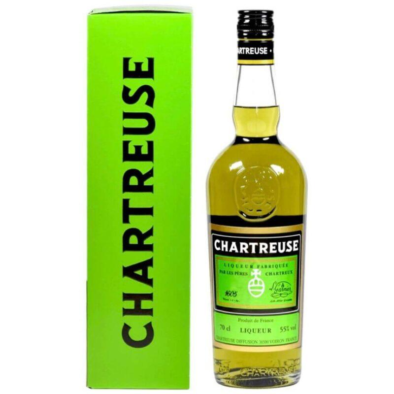 Chartreuse Verte - Monastère de la Grande Chartreuse - Divine Box
