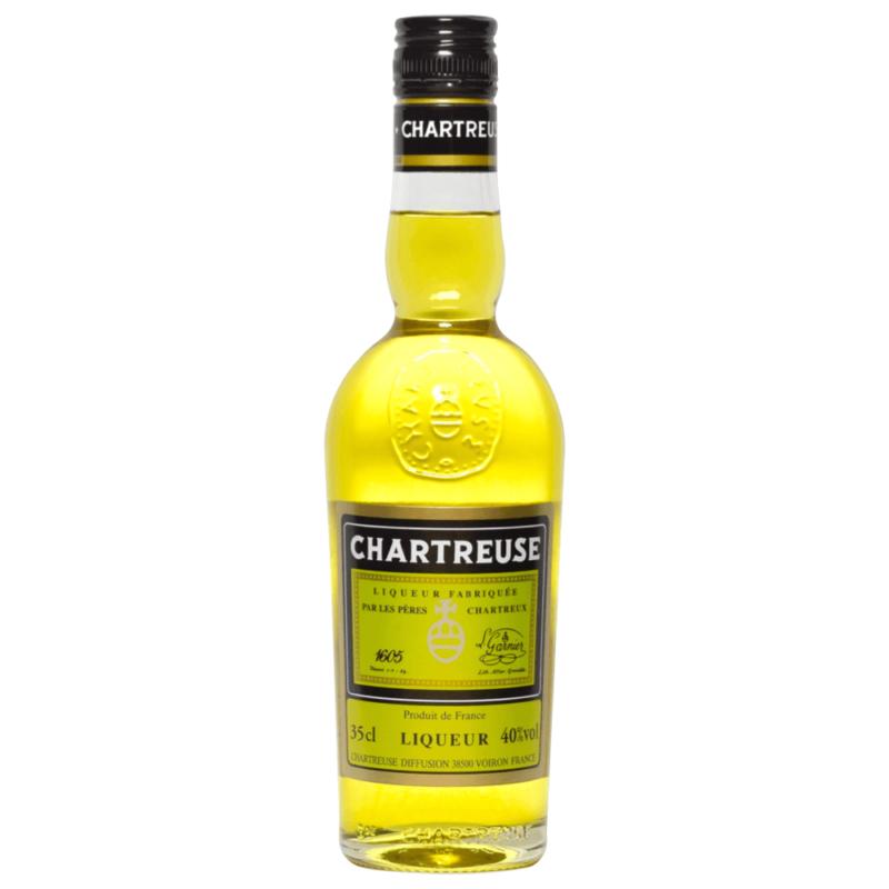 Chartreuse jaune (35 cl) - Monastère de la Grande Chartreuse - Divine Box