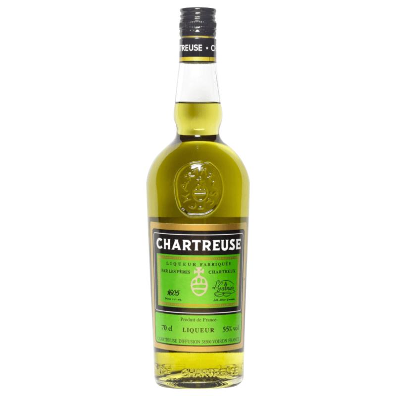 Chartreuse verte (70 cl) - Monastère de la Grande Chartreuse - Divine Box