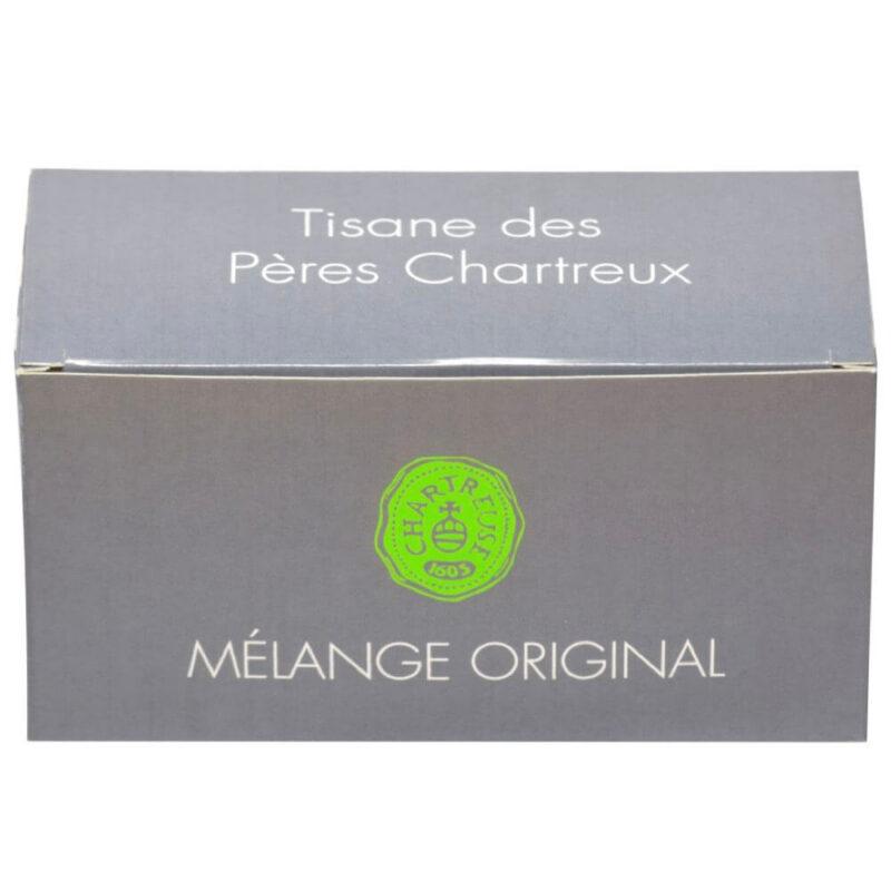 Tisane des Pères Chartreux - Monastère de la Grande Chartreuse - Divine Box