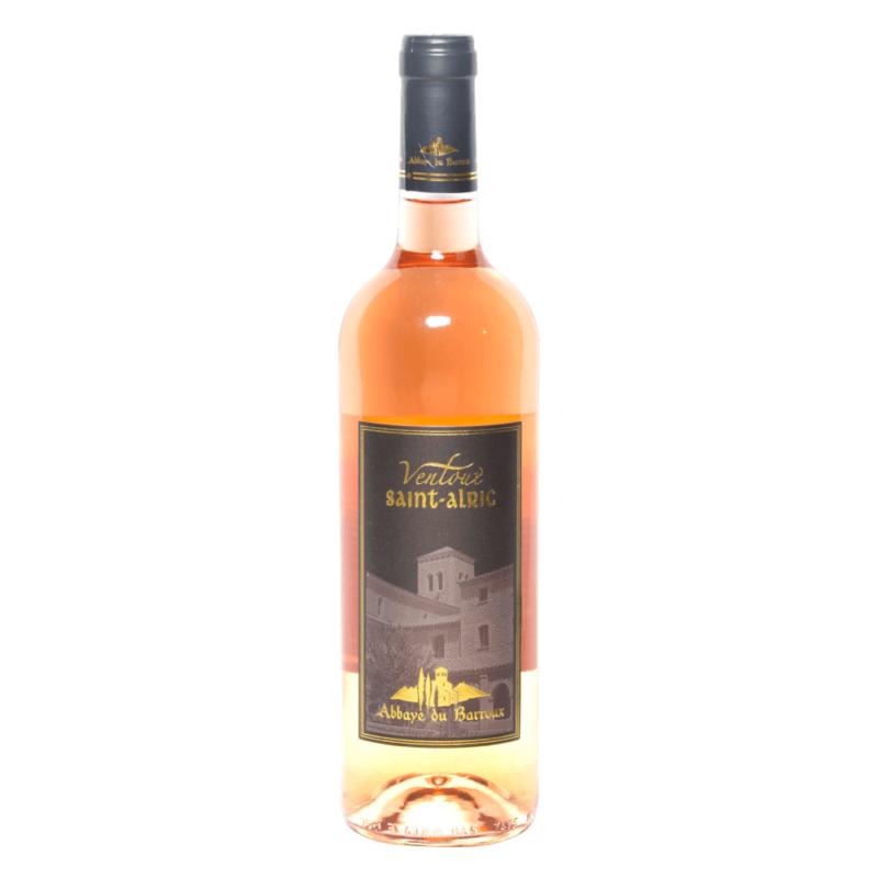 Vin rosé Ventoux Saint-Alric - Abbaye Sainte-Madeleine du Barroux - Divine Box