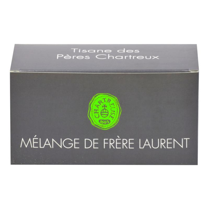 Tisane du frère Laurent - Monastère de la Grande Chartreuse - Divine Box