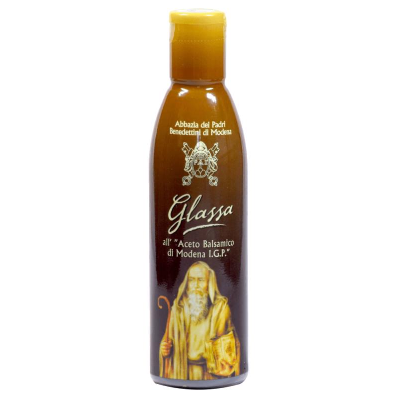 Crème de vinaigre balsamique de Modène I.G.P - Abbaye Saint-Pierre de Modène - Divine Box