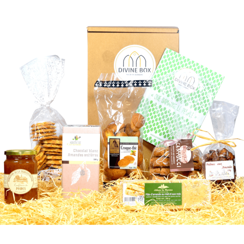 Divine Box d'octobre gourmands - Divine Box