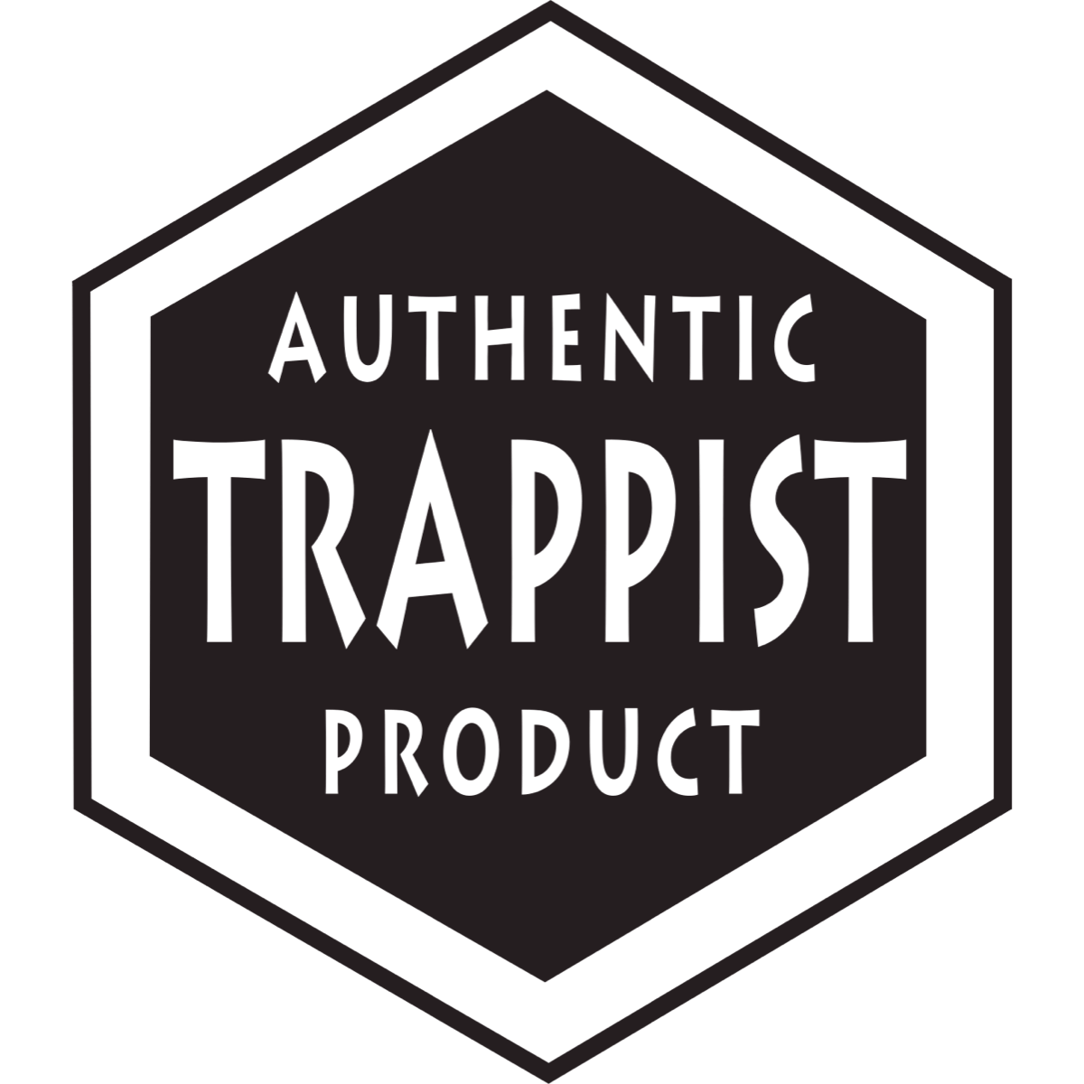 C'est ce logo « Authentic Trappist Product