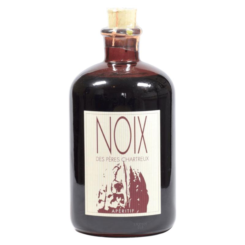 Vin de noix 1L - Monastère de la Grande Chartreuse - Divine Box